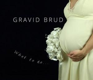 gravid-brud