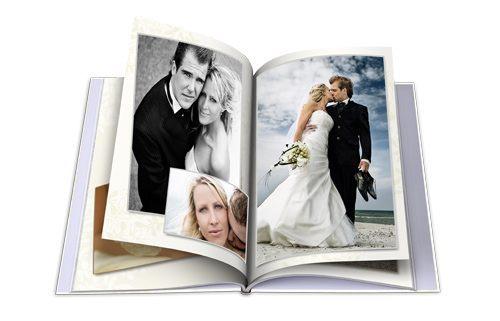 Fotobogen til bryllup