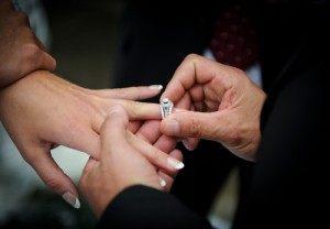 ring på fingeren