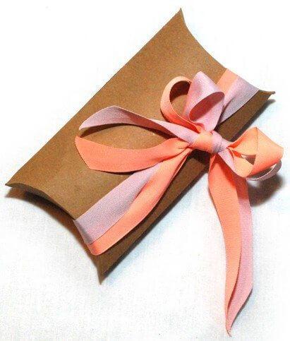 Favorboks - en lille gave til gæsterne