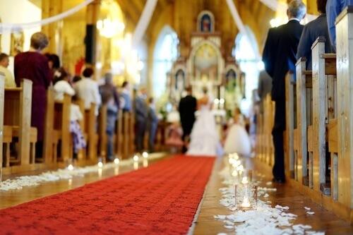 indgangsmelodi til brylluppet