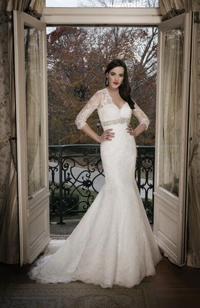 råd til brudekjole model