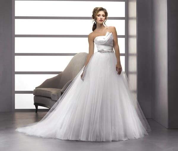 Brudekjole fra Sottero & Midgley, model Joanna 71503