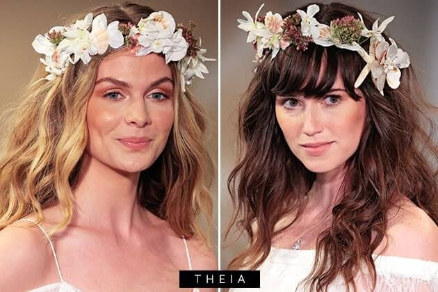 brudemakeup og hår