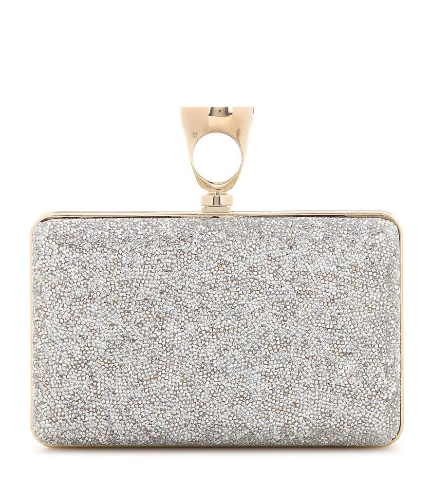 Tom Ford - Micro Rock embellished box clutch - fås hos Mytheresa.com