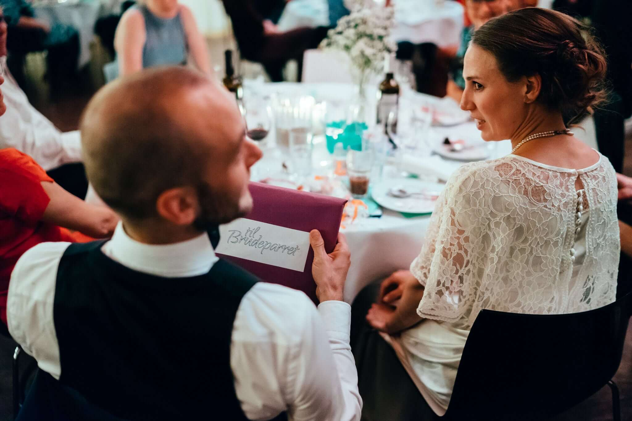 bryllupstalen
