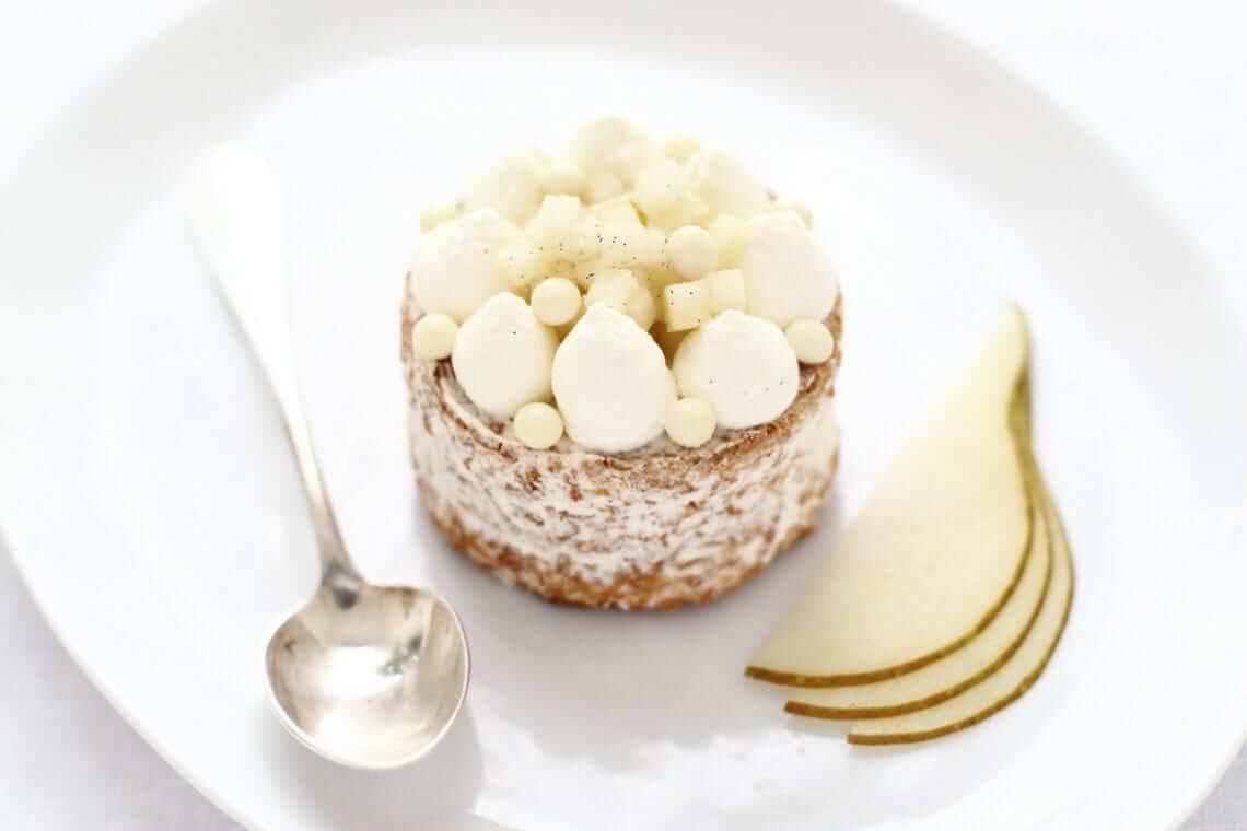 dessert til reception