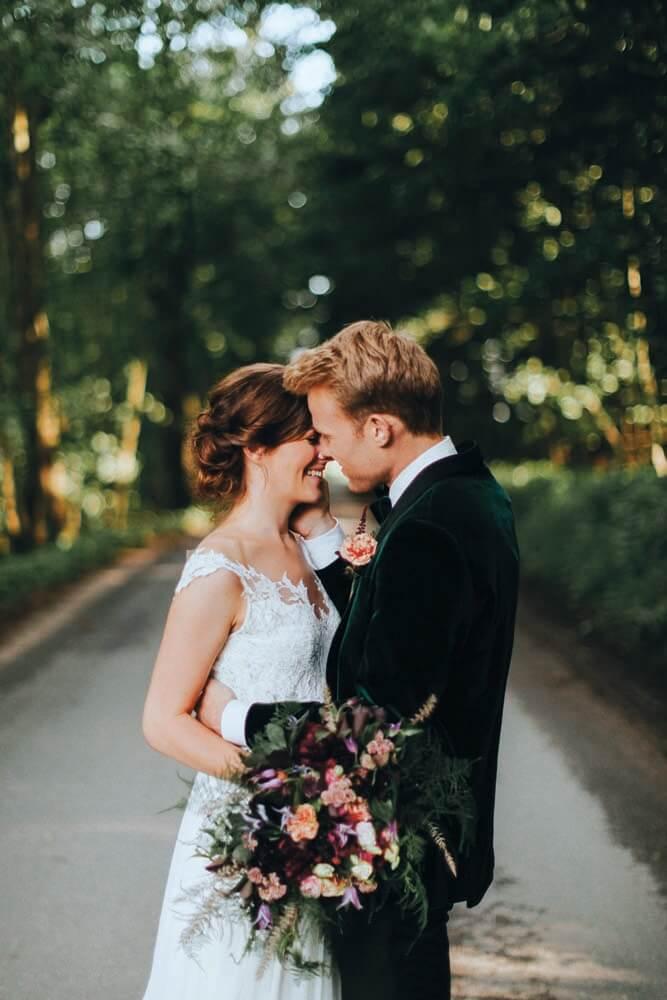efterårsbryllup - bryllup om efteråret