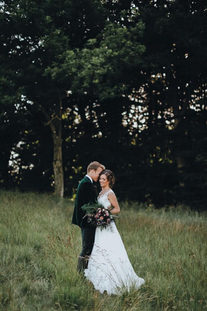 efterårsbryllup, bryllup om efteråret
