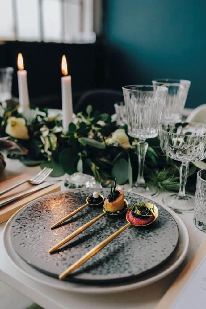 Bryllupstema: Chic Storbyfest