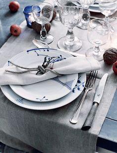 borddækning