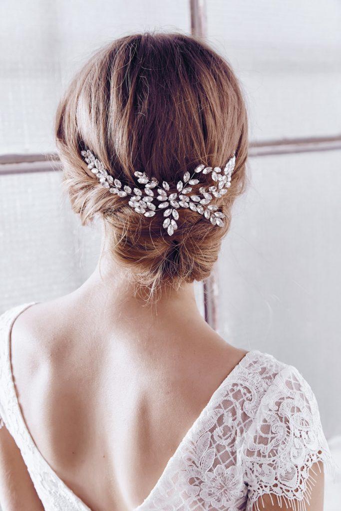 smykker til brudehåret
