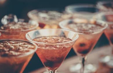 drinks, komplet barløsning til bryllup